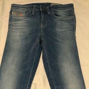 Diesel denim skinny jeans